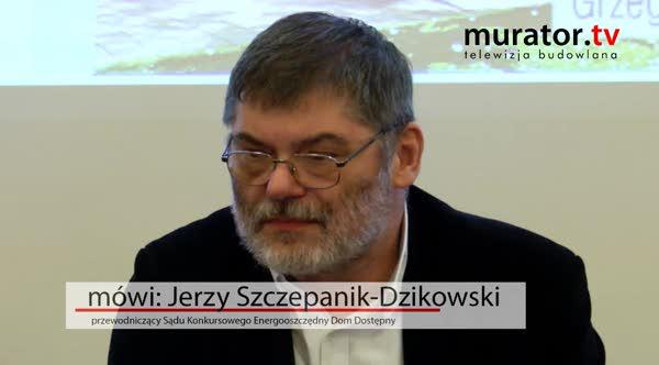 Wywiad z Jerzym Szczepanikiem-Dzikowskim, przewodniczącym sądu konkursowego EDD