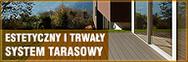 Poznaj bezlegarowy system tarasowy