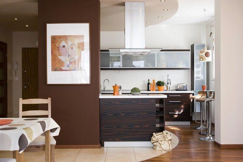 Galeria artyku u radzimy jak urz dzi kuchni po czon for Projekty kuchni z salonem