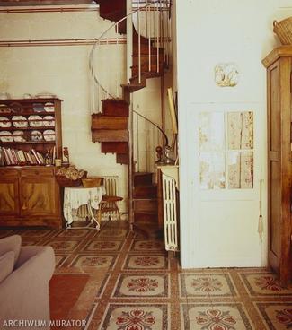 Rodzaje schodów: schody spiralne