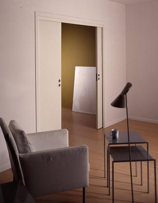 Drzwi jak parawan