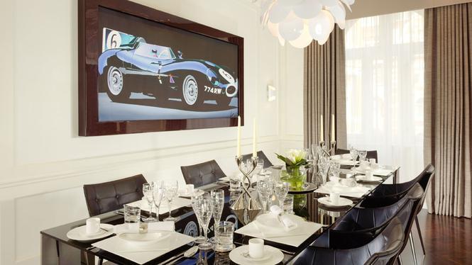 Luksusowy apartament Jaguara