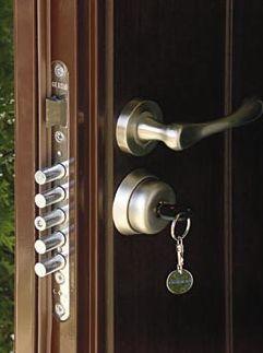 Klasy drzwi antywłamaniowych