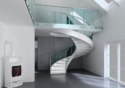 Jedno wnętrze - 5 propozycji schodów. Zobacz aranżacje schodów w salonie
