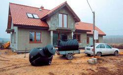 Budowa i montaż przydomowej oczyszczalni ścieków KROK PO KROKU