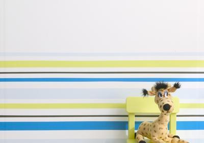 Wzory na ścianie: jak namalować pasy na ścianie. Dekoracyjne malowanie ścian