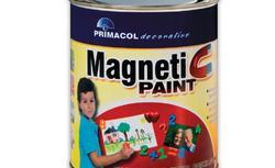 Farba magnetyczna - ściana przyciągająca jak magnes
