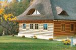 Naturalne pokrycia dachowe. Strzecha, wióry osikowe i gonty