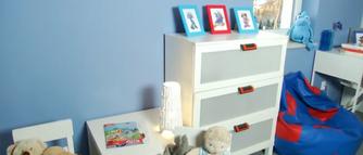 Jakie farby wybrać do pokoju dziecka?