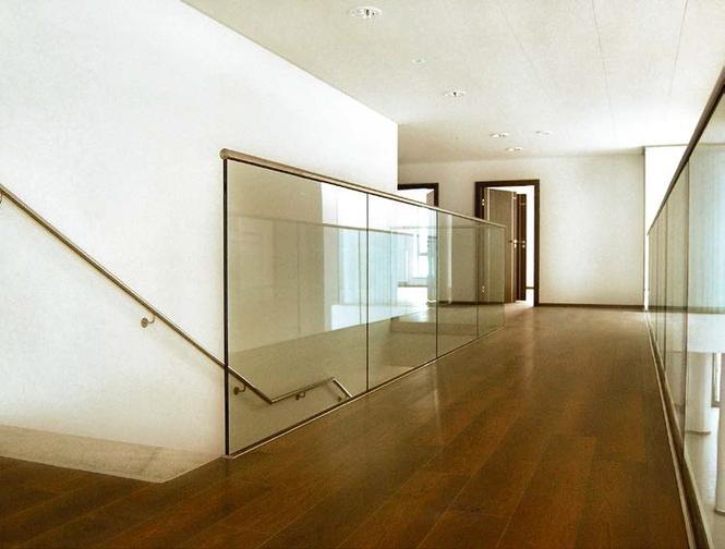 Balustrada samonośna