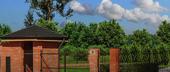 MURATOR POLECA: gotowy projekt ogrodzenia w PDF