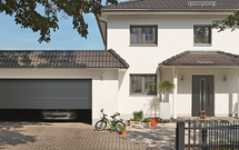 Segmentowe bramy garażowe i drzwi wejściowe Hörmann