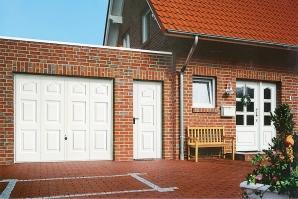 Funkcjonalny garaż