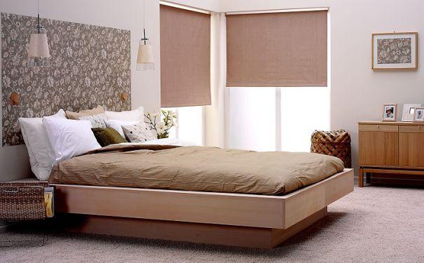 Kolory w sypialni: jak stosować beże i brązy w sypialni