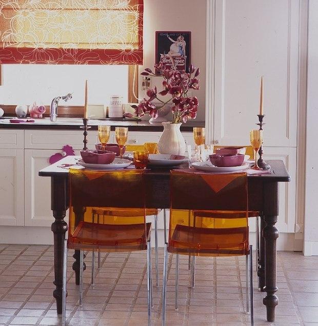 wygodny stol