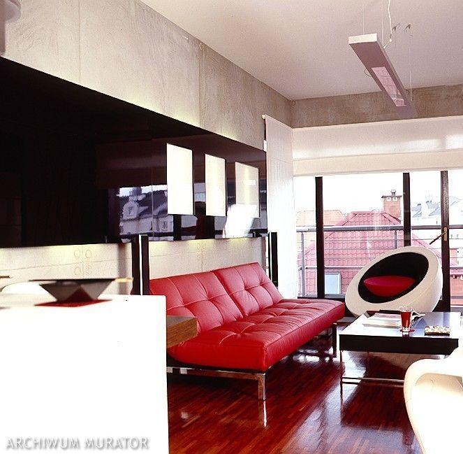 Pomysły na beton we wnętrzach
