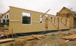 Szybka budowa domu. Domy szkieletowe, z bali i murowane wybudujesz błyskawicznie