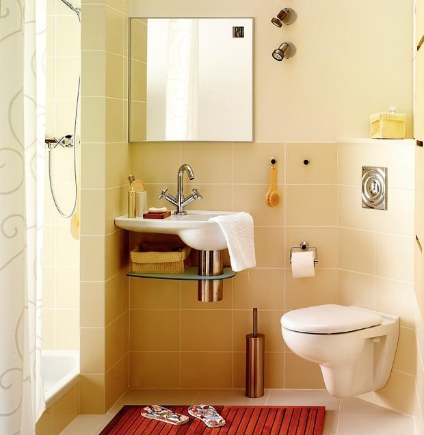 Jak wykorzystać narożne urządzenia w łazience?