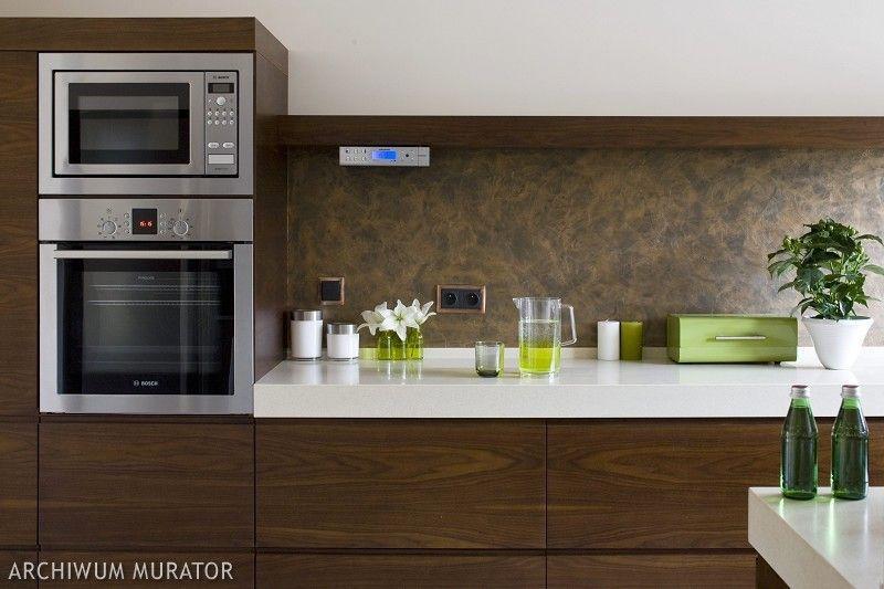 Galeria zdjęć - Kolory kuchni. 16 pomysłów, jak dopasować kolor ścian do szafek kuchennych ...